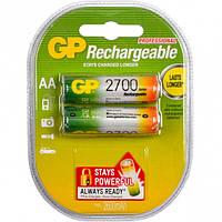 Аккумуляторная батарейка 2700 mAh, GP R06, цена за 1 шт