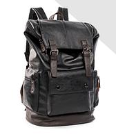 Рюкзак мужской Fashion черный ( код: R454 ), фото 1