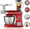 Кухонная машина DMS 1900w Red, фото 3