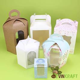 Коробки для Пасхального кулича (панеттоне)