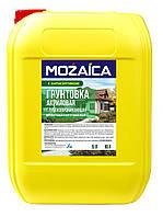 Грунт акриловый глубокого проникновения Mozaica 10 литров.