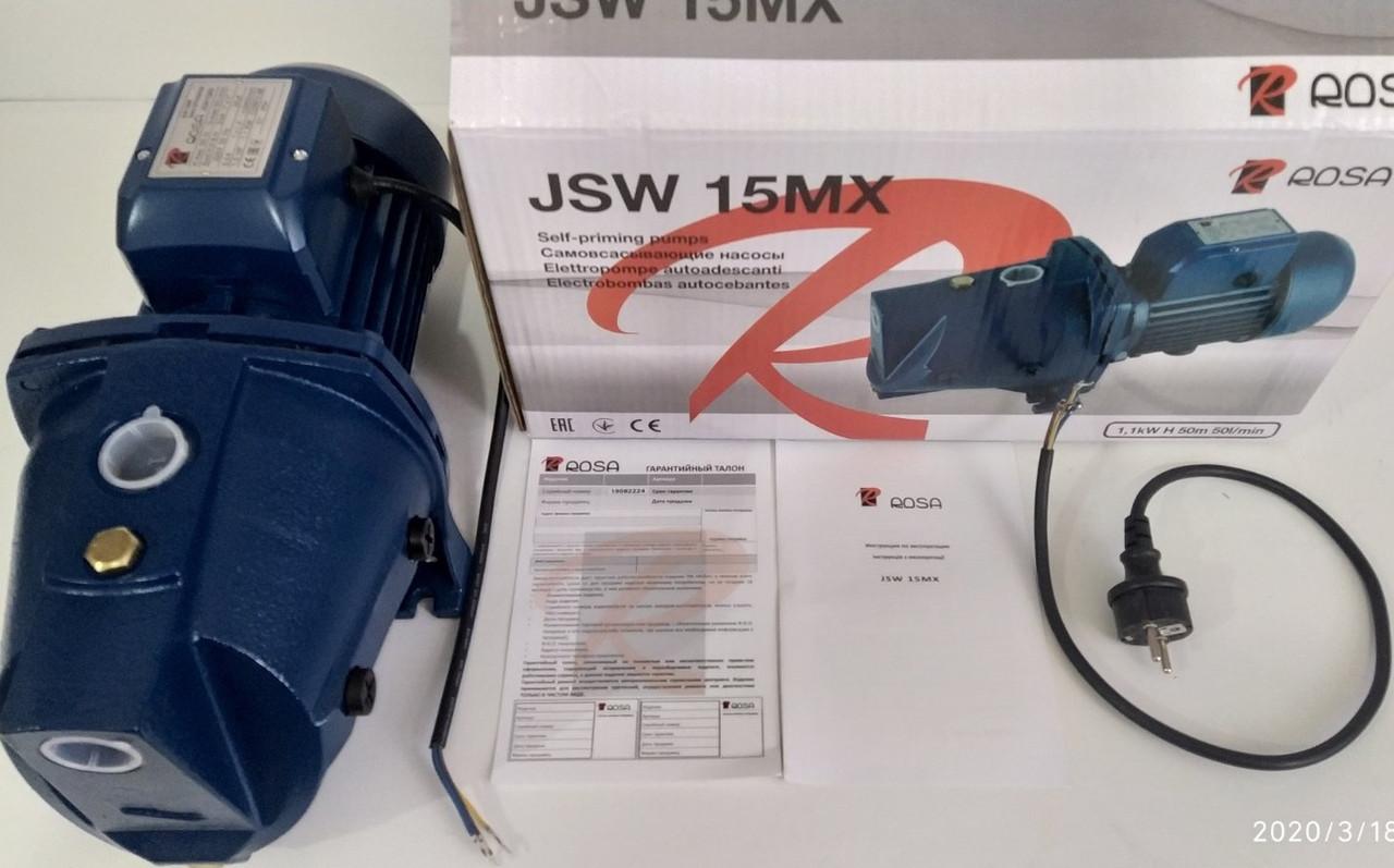 Насос відцентровий ROSA JSW 15MX 1,1 чуг.