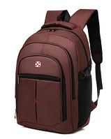 Рюкзак городской коричневый ( код: R604 )