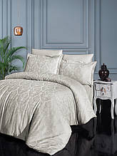 Комплект  постельного белья  жаккард superior modal  TM First Choice  200*220 Jade tas