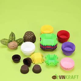 Бумажные формы для конфет