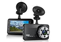 Видеорегистратор Full HD 1080, запись 1920×1080 с ночной сьёмкой, 1 камера 3″ экран. Качество в 60 к/с.