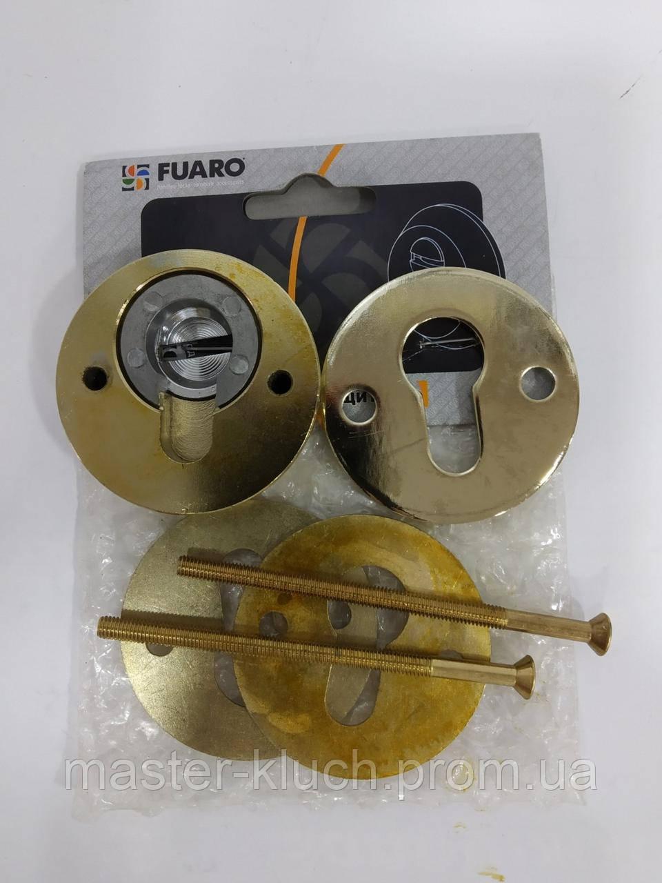 Броненакладка Fuaro DEF 5513 золото