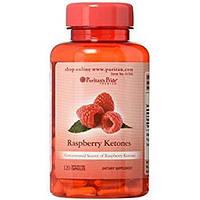 Puritan's Pride Raspberry Ketones 100 mg 60 caps