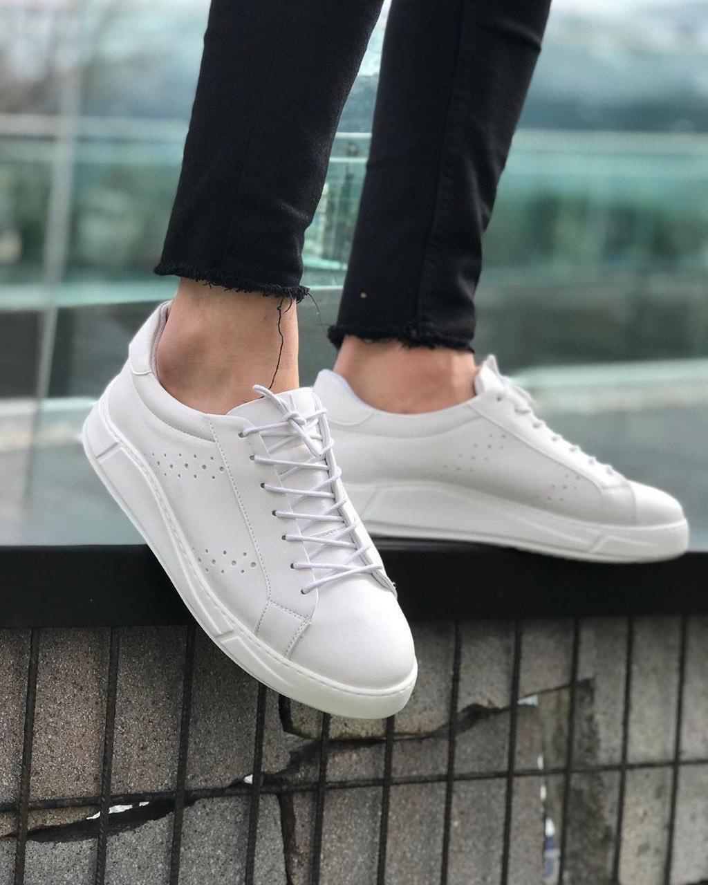 Мужские кроссовки Marco 22 white