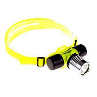 Налобний ліхтарик для дайвінгу Bailong BL-56 (4_00214)