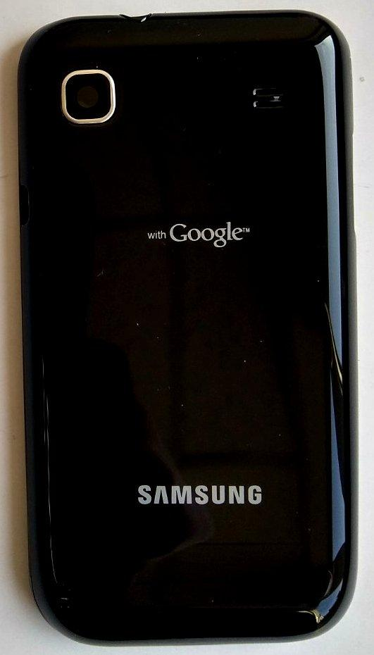 Корпус для Samsung i9000 Black