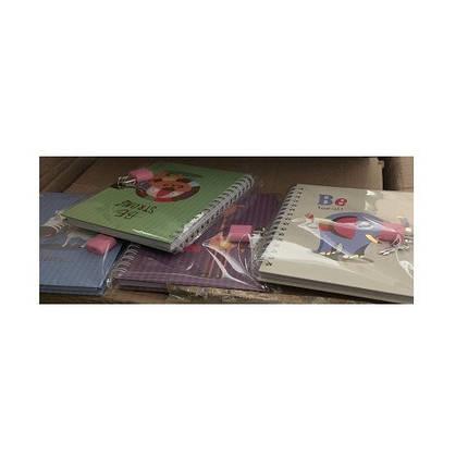 """Блокнот на спирали Wild&Mild """"Животные"""", А6, 60 листов, ST01265, фото 2"""