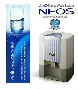 Фильтр для воды проточный «Living Water» -Живая Вода.NEOS-VE+ВИДЕО ОБЗОР