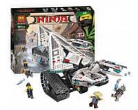 Конструктор Bela серії NINJA Крижаний танк (Аналог Lego 70616) 947 дет., фото 1