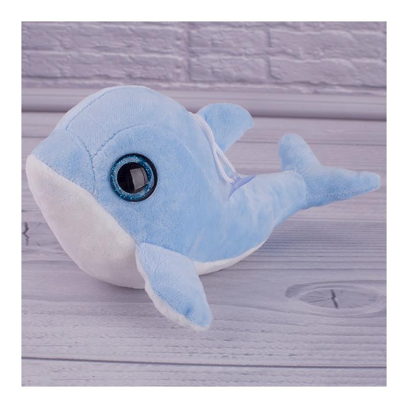 """М'яка іграшка Копиця """"Дельфін 002"""", 25010"""