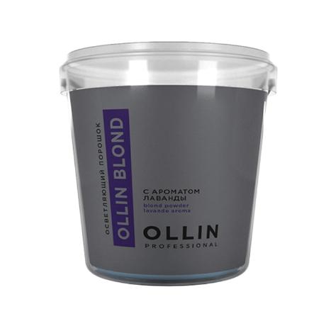 Освітлюючий порошок 500 г, OLLIN Professional BLOND powder Lavande