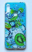 Чехол Fiji для Xiaomi Redmi Note 7 / Note 7 Pro / Global бампер с рисунком Summer Fruit Kiwifruit