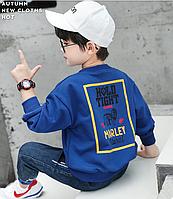 Пуловер для хлопчика весна осінь / детская одежда свитер мальчика 2020 весной и осенью новая футболка