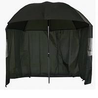 Зонт для рыбака, 2 окна, SF23774