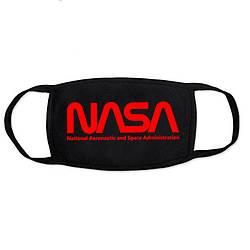 Маска на лицо многоразовая • Бафф NASA