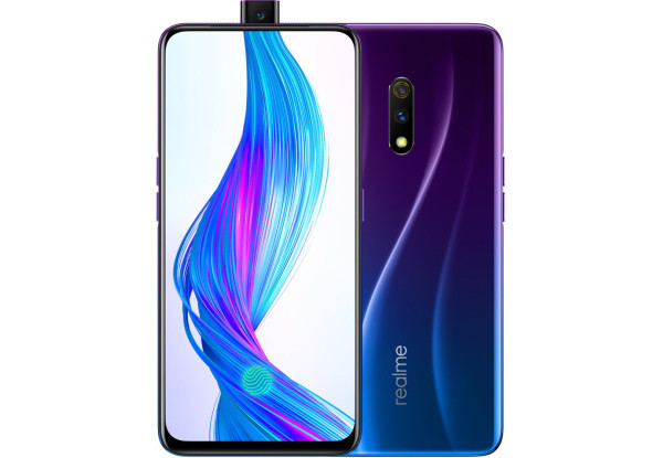 Смартфон Realme X 4\64Gb AMOLED .