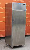 Холодильный глухой шкаф из нержавеющей стали «DGD AF07EKOTN» 0.7 м. (Италия), детали заводские, Б/у