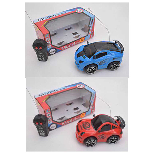 Машина на р/у, свет, 2 вида, 2 цвета, YQ035-1-2