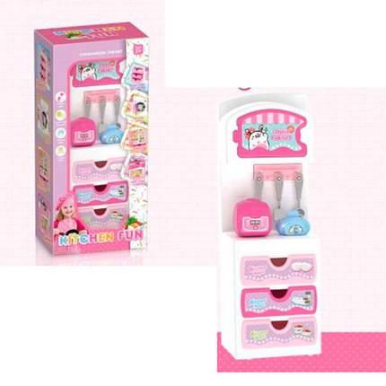 """Мебель для кукол """"Кухня"""", кухонные принадлежности, 3 вида, YQL1-1-2-3, фото 2"""