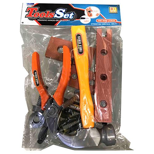 Набор инструментов, молоток, плоскогубцы, отвертка, D88-5