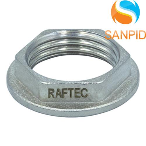 """Контргайка Raftec 1/2"""" K01"""