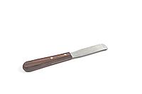 Шпатель для смешивания альгинатов и гипса широкий изогнутый 195 мм