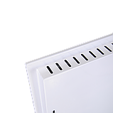 Промо-набір для дилерів знижка. Керамічний обігрівач UKROP БІО-К 750ВТ з цифровим терморегулятором, фото 3