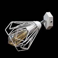 Бра с стиле лофт NL 538-1 W MSK Electric