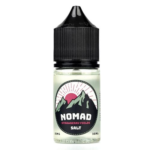Жидкость для электронных сигарет NOMAD Salt - Strawberry Fields 30ml