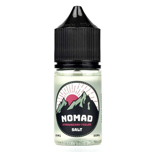 Жидкость NOMAD Salt - Strawberry Fields 30ml