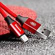 Кабель Baseus Yiven USB-micro USB 2А 1.5 м Червоний (CAMYW-B09), фото 4