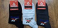 """Чоловічі стрейчеві шкарпетки в стилі """"Reebok W"""" Туреччина 41-45, фото 1"""