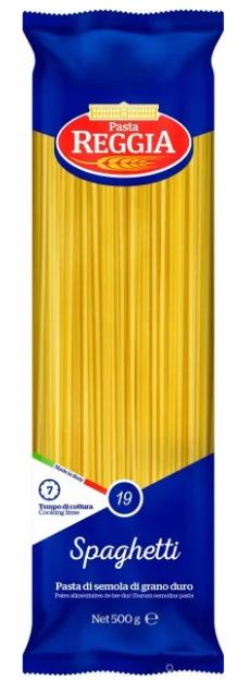 Макарони REGGIA 20, SPAGHETTINI, 500г