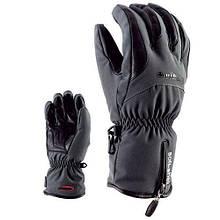 Гірськолижні рукавички Viking Soley сірі   розмір - 6,7,8,9,10
