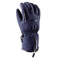 Гірськолижні рукавички Viking Soley темно-сині | розмір -6,7,8,9,10 Темно-синій, 8