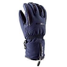 Гірськолижні рукавички Viking Soley темно-сині   розмір -6,7,8,9,10