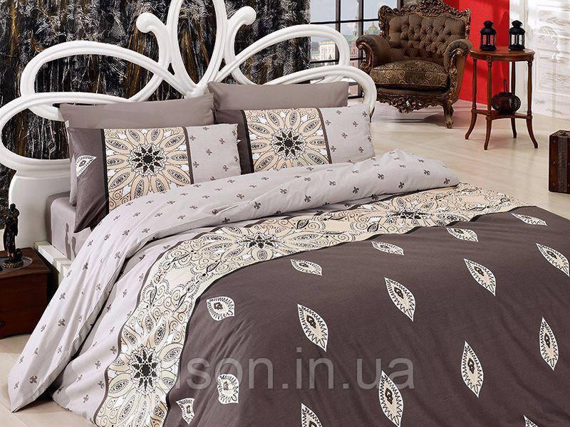Комплект постельного белья TM First Choice ранфорс Sunglow
