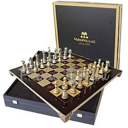 Шахматы «Стаунтон», красные, 44х44 см (088-3303S)
