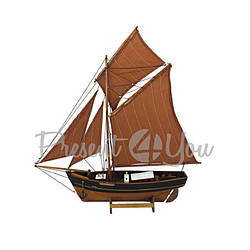 Рыболовецкое судно Sea Club, (h-65 см, L-60 см) (5131.V)