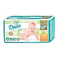Подгузники Dada Extra Soft 3 Maxi (4-9 кг), 54 шт