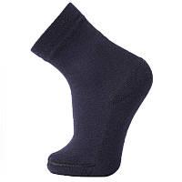 Термоноски детские NORVEG Soft Merino Wool (размер 19-22, тёмно-синий)