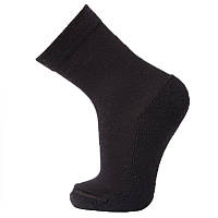 Термоноски детские NORVEG Soft Merino Wool (размер 19-22, чёрный)