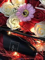 Подарочные наборы мыла из роз С РОЗОЙ XY19-80