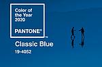 Ведущий цвет в интерьере и текстиле 2020 Pantone
