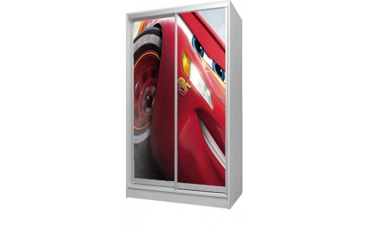 Детский шкаф-купе 2Д.  Viorina-Deko